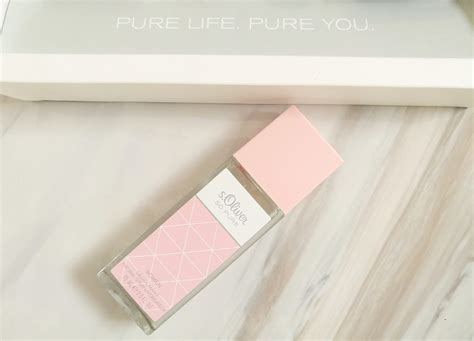 Box Giveaway - s oliver so pure box giveaway beautytalk
