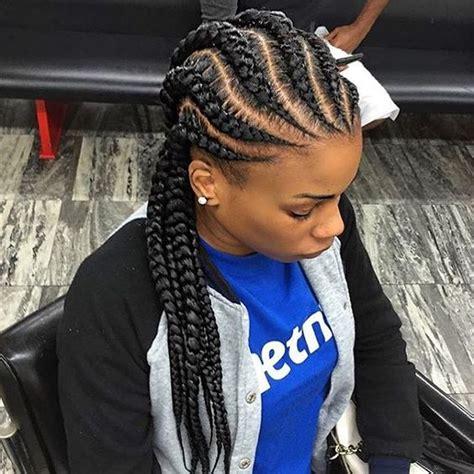 trending ghana weaving hairstyles trending stylish ghana weaving styles to rock this year