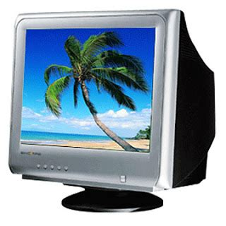 Monitor Tabung Komputer pengertian monitor dan fungsi monitor komputer