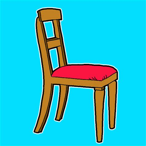 How To Draw A Chair by How To Draw A Chair In The Correct Perspective With Easy