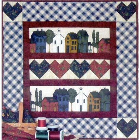 Beginner Quilting Kits by Hearts And Home Wall Quilt Kit Complete Beginner