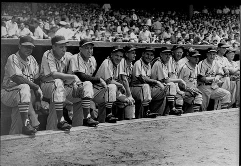 gas house gang lot detail 1934 gashouse gang st louis cardinals at old timer s game quot the sporting