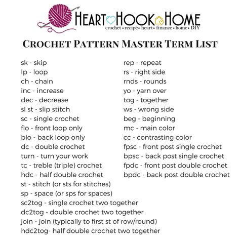 how to read a crochet pattern diagram how to read a crochet pattern