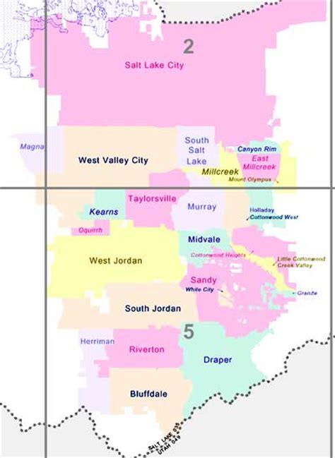 Salt Lake County Search Salt Lake County Zoning Map Images
