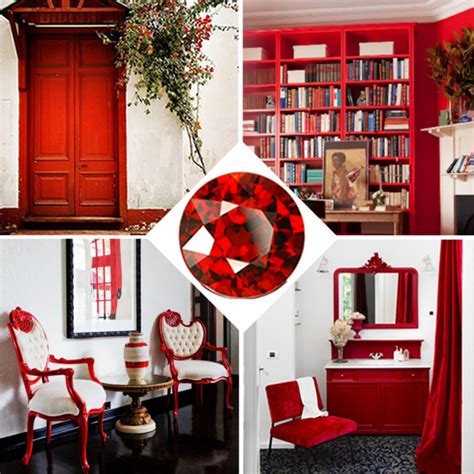 accessories for decorating the home red home decor
