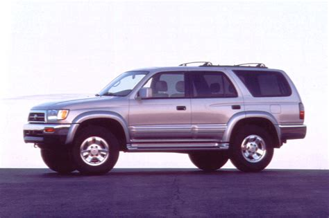 1996 toyota forerunner 1996 02 toyota 4runner consumer guide auto
