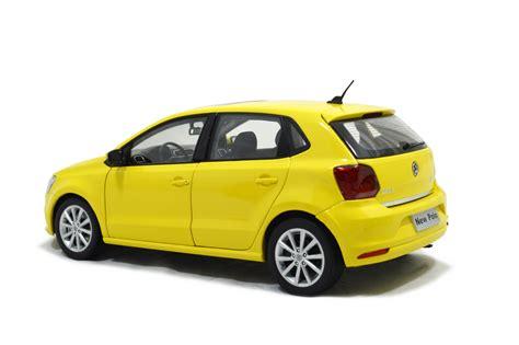 volkswagen car models vw volkswagen new polo 2014 1 18 scale diecast model car