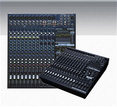 Mixer Yamaha Termurah mixer power mixer 187 yamaha 187 power mixer emx 5016c