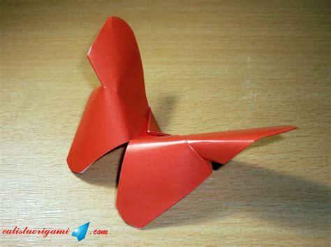cara membuat origami binatang mudah cara membuat origami kupu kupu cantik dan mudah