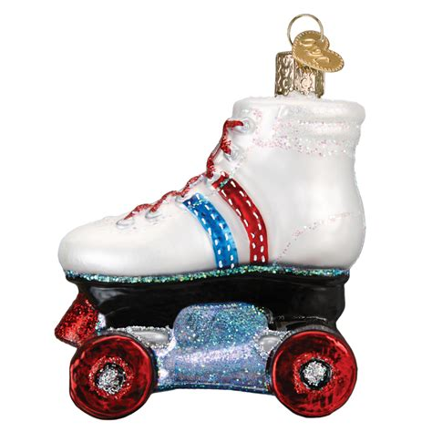 roller skate old world christmas ornament 44097