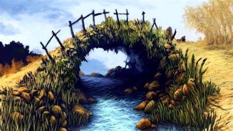 Landscapes nature fantasy art artwork wallpaper   (21912)