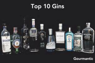 top 10 gins