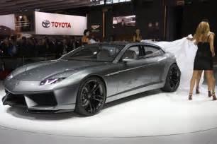 Lamborghini Estoque Concept Lamborghini Estoque Lamborghini Estoque Evo