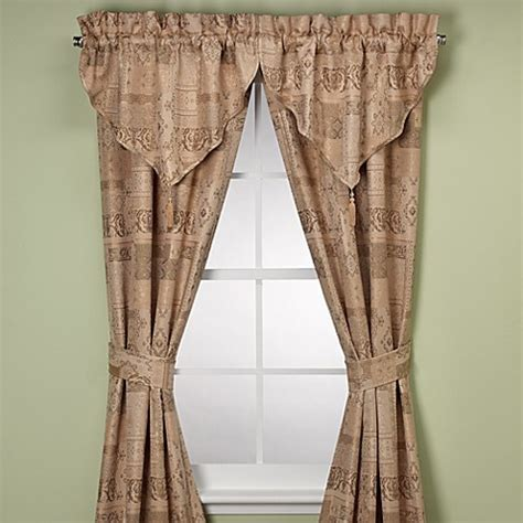 croscill drapes discontinued croscill 174 matador 84 inch window panel pair bed bath