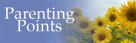 8 Points About Parenthood by Parenting Points Wilmingtonparent