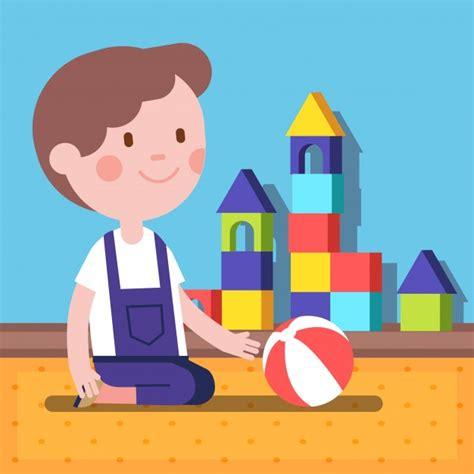 fotos o imagenes de niños jugando peque 241 o ni 241 o jugando con una pelota en su habitaci 243 n