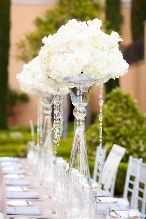 centerpiece roundup bead strands add sparkle to