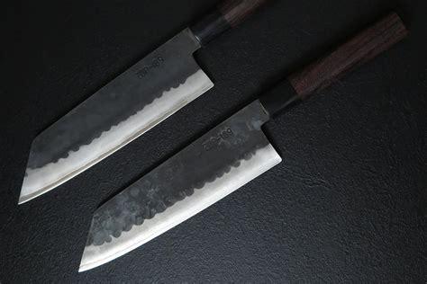 bunka black japanese chef knife hiconsumption