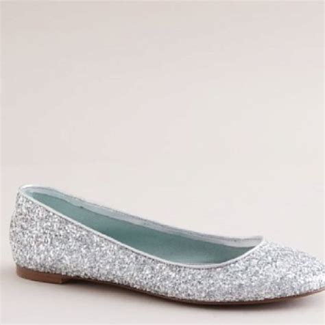 sparkly flat wedding shoes bridesmaid shoes flats wedding ideas for later on