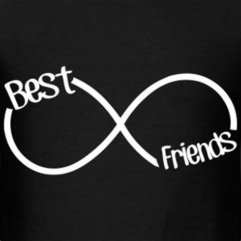 infinity friendship infinity t shirts spreadshirt