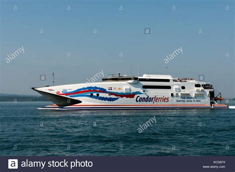 thames river guernsey direct property holdings incat stock photos incat stock images alamy