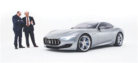 alfieri maserati person alfieri concept car