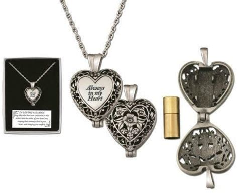Be Loved Pewter Locket Necklace ash jewelry ebay