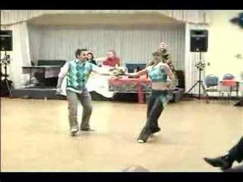 bc swing dance club west coast swing myles tessa showcase 2007 youtube