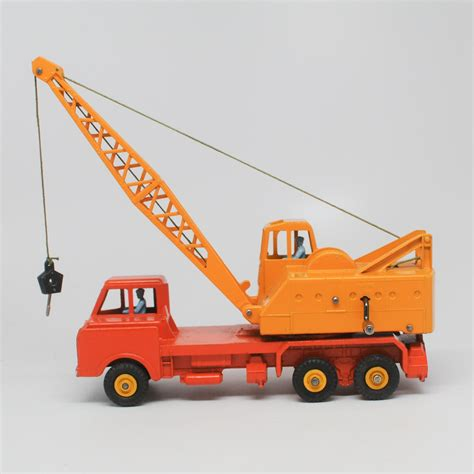 Timbangan Mobil 20 Ton dinky toys supertoy 20 ton coles mobile crane nbr 571 from
