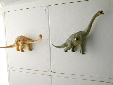 Dinosaur Drawer Pulls dinosaur cupboard knobs childrens drawer knobs