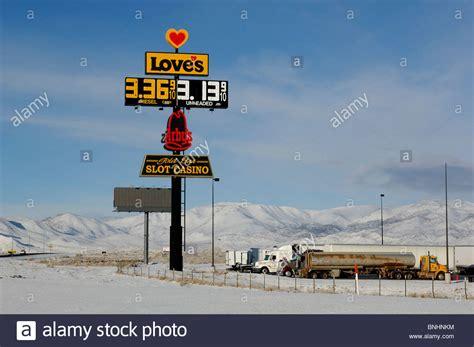 Gas L Reno Nv by Usa Truck Stop Near Reno Nevada Winter Snow Trucks