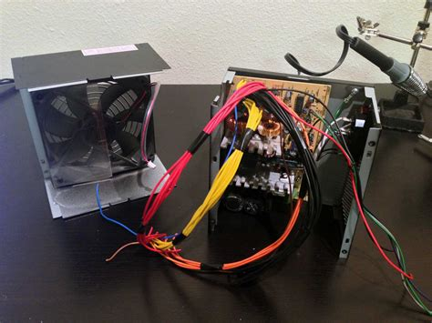 atx power supply to bench power supply how to convert an atx power supply to a lab bench power