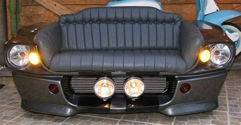 mustang car couch mustang couch carros pinterest caves style and