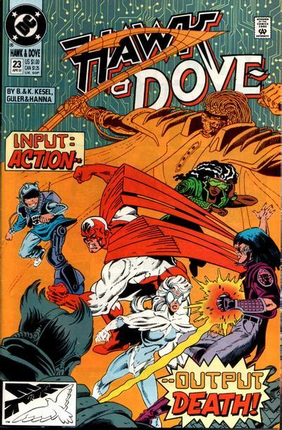 hawk and dove vol 3 hawk and dove vol 3 23 dc database fandom powered by wikia