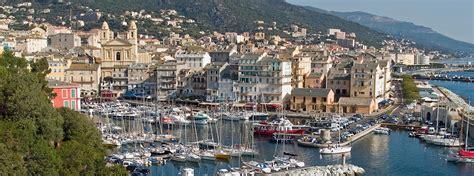 Vol Nantes Bastia : achat billet avion Nantes Bastia