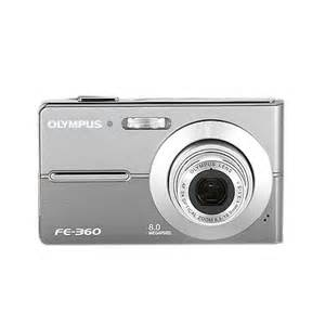 Kamera Olympus Fe 360 olympus fe 360 8 0 megapixel digital 3x optical zoom 4x digital zoom 12x total zoom