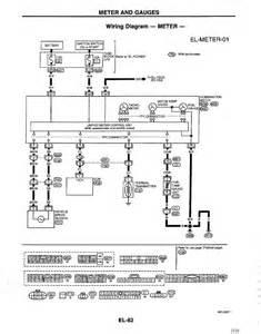 nissan frontier instrument cluster schematic get free
