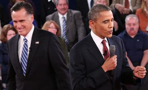 Color Blind What Do They See Presidential Debate Ties Do The Candidates Coordinate