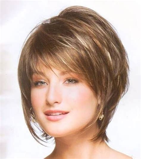 bob witj layered top best short bob with layers and bangs hair styles