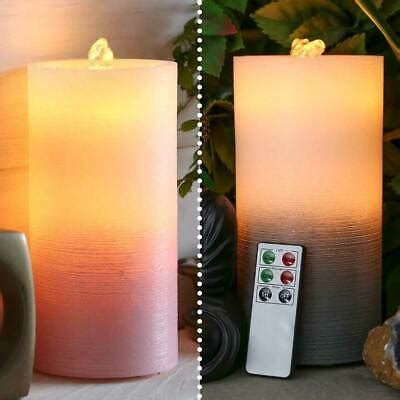 battery power indoor flameless bubbling water fountain wax
