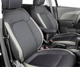 chevrolet sonic katzkin leather seat upholstery kit