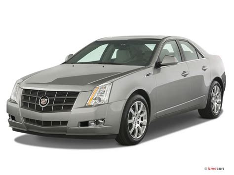 2009 cadillac cts prices reviews and pictures u s news