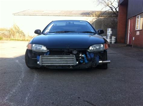98 honda civic exhaust front bumper exit exhaust forced induction civiclife