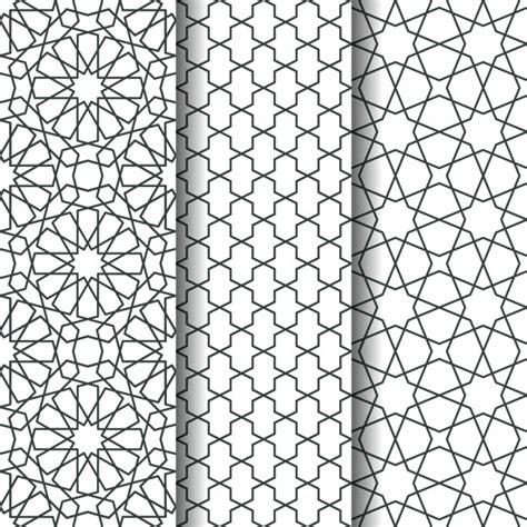 islamic geometric pattern vector free islamic geometry pattern vector premium download