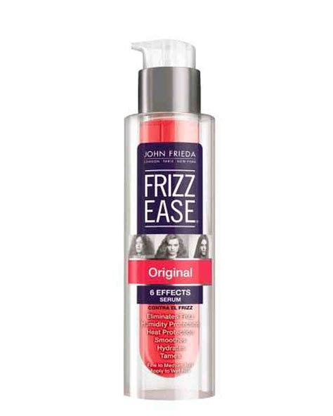 best products for frizzy hair 2014 anti frizz hair products that actually work