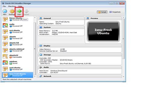 tutorial install ubuntu di virtualbox tutorial menginstal ubuntu di virtualbox siswatkj com