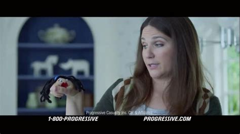 geico commercial actress flo progressive tv commercial hand puppet ispot tv