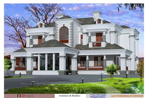 6000 sq ft house luxurios victorian kerala home at 6000 sq ft
