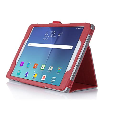 Tongsis Holder U Tablet 7in Express for samsung galaxy tab a 9 7 inch tablet p550 p555 leather stand folio cover with card