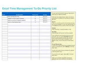 Time Management To Do List Template by Time Management To Do List Template Hashdoc